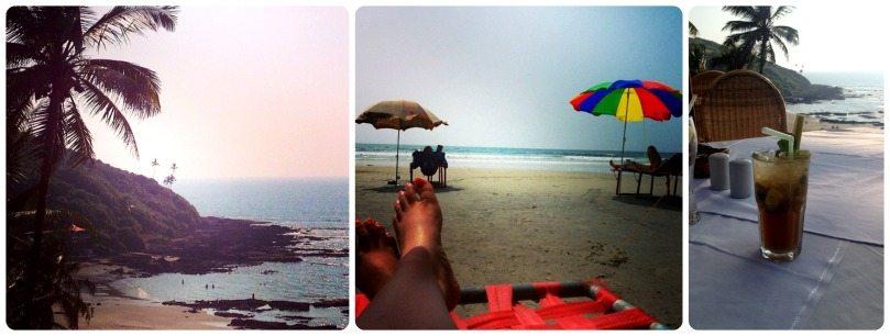 I might not love summers...but my love for Goa is eternal <3